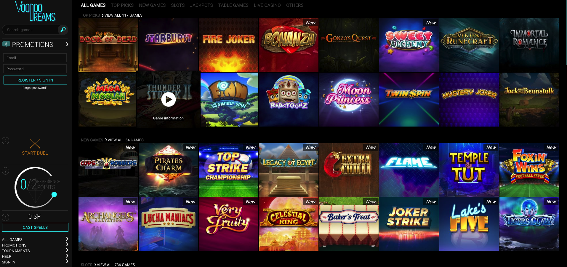 mgm grand online casino bonus codes